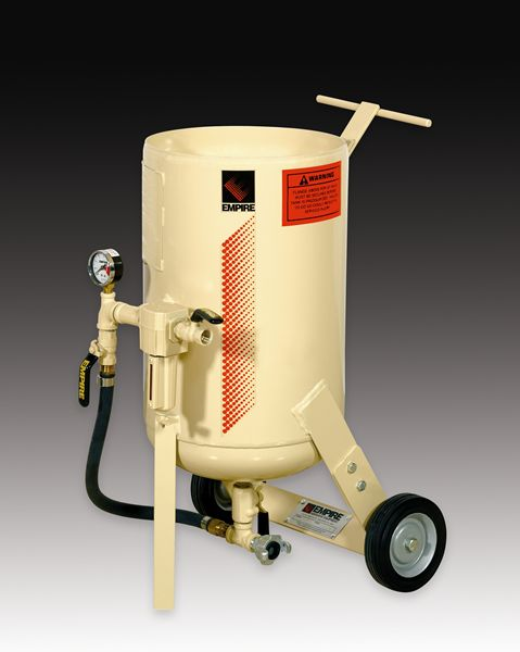 Item P 150 Econo Blast Portable On Empire Abrasive