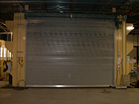 Steel Rollup Doors