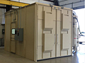 Pre-Engineered Blast Booths-PEB